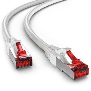 Cat6 S/FTP PIMF LSOH wit 30 meter