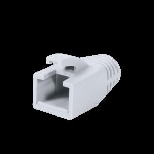 RJ45 Tule 8mm wit 10 stuks