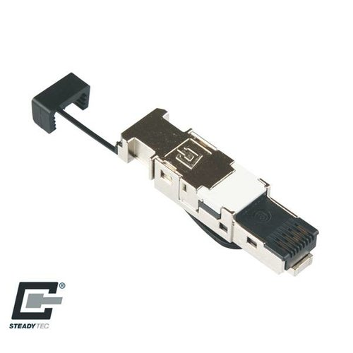 CAT7 Toolless Connector RJ45 Shielded