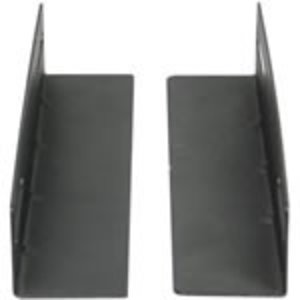 L-support panel, for mounting on 19 inch profiles, 450mm deep, Max. 15kg.