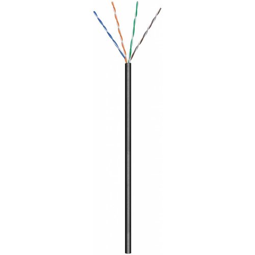Cat5e U/UTP Outdoor Cable Solid 100M CCA (Bulk Network Cable)