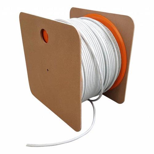 U/FTP CAT6a 305M  LSZH 100% koper wit (netwerkkabel op rol)