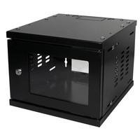 4U 10 '' wall cabinet 312x300x235mm (WxDxH)