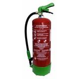 Extincteur à eau pulvérisée (mousse) 9l ECO/BIO BENOR (AB) pression permanente