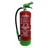 Mobiak Extincteur à eau pulvérisée (mousse) 9l ECO/BIO BENOR (AB) pression permanente