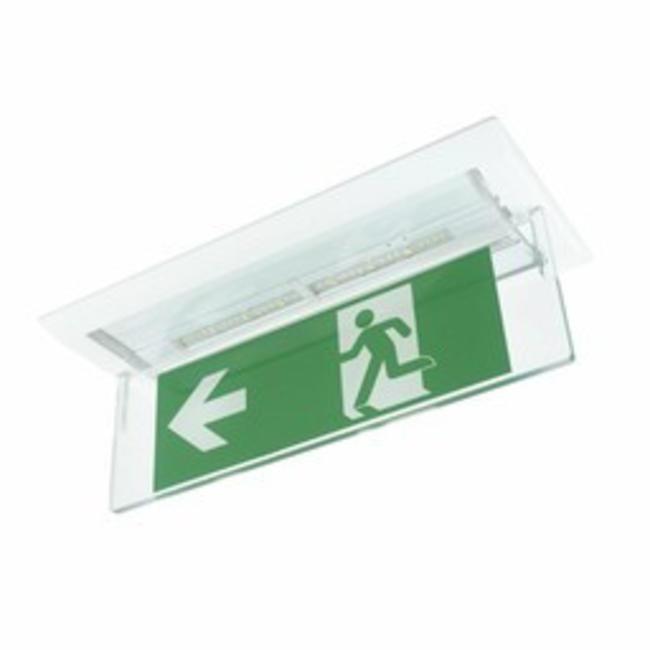 Zemper Zemper Diana Flat kit de montage avec une plaque en plexiglas