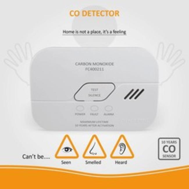 Elro Détecteur CO Elro FC400211 sensor 10 ans