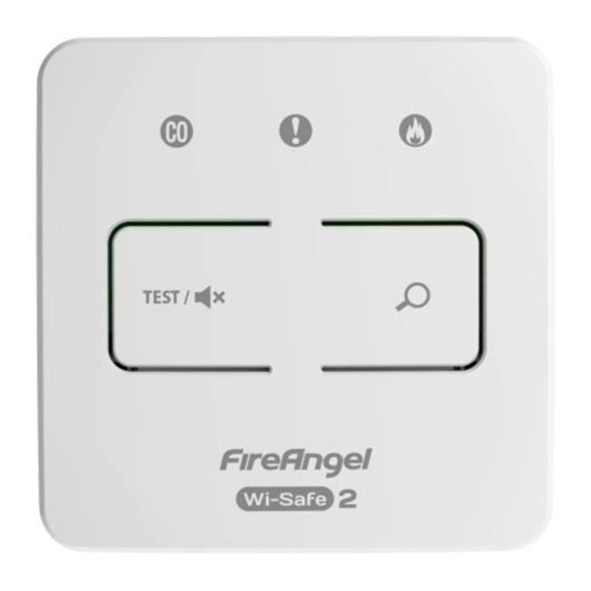 Fire Angel Fire Angel Wi-Safe commande