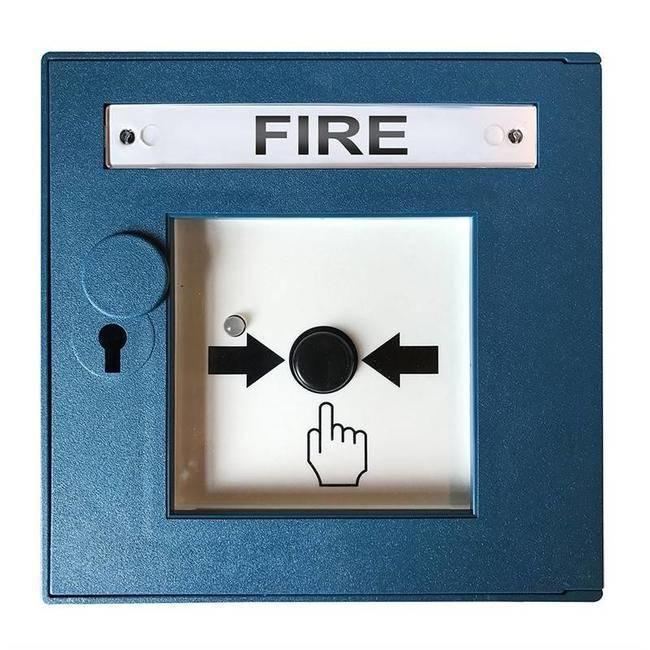 Fire Angel Fire Angel W2-DKM-630 Wi-Safe boîtier d'alarme incendie connectable sans fil