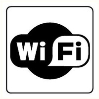 Pikt-o-Norm Pictogramme Wifi