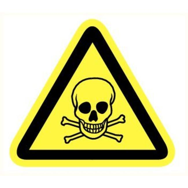 Pikt-o-Norm Pictogramme de sécurité danger substance toxique