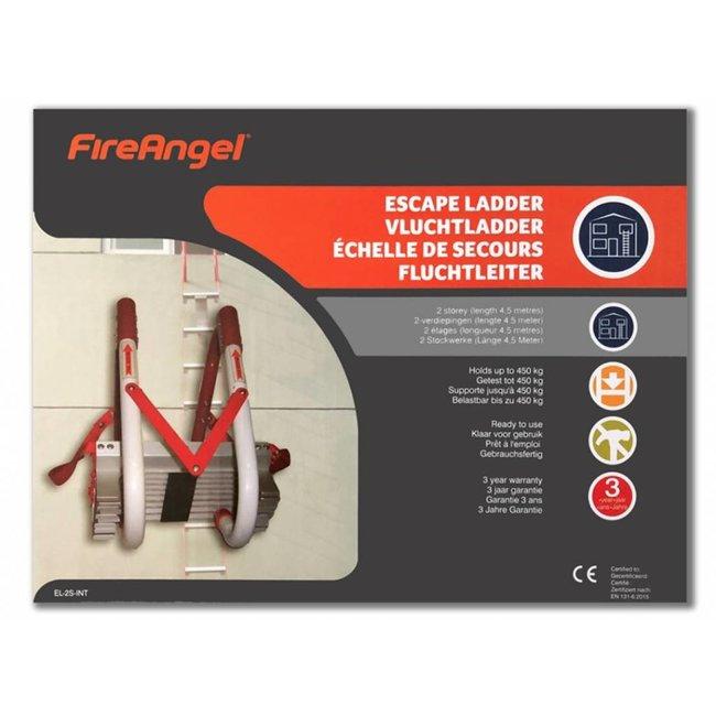 Fire Angel Échelle de secours Fire Angel 4,5m