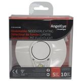 Angel Eye ST-AE-623E-EUR Détecteur de fumée avec lumière d'urgence