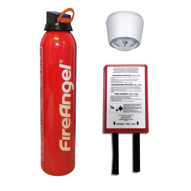 First Alert Pack de protection incendie pour la cuisine