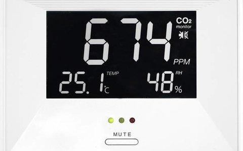 Compteurs de CO2