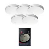 Design détecteur de fumée paquet medium