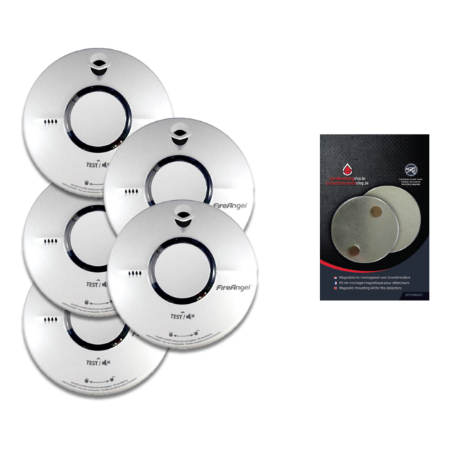 Protectionincendieshop Paquet de promotion détecteurs de fumée 2020 medium