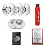 Paquet de promotion détecteurs de fumée et chaleur 2020 medium