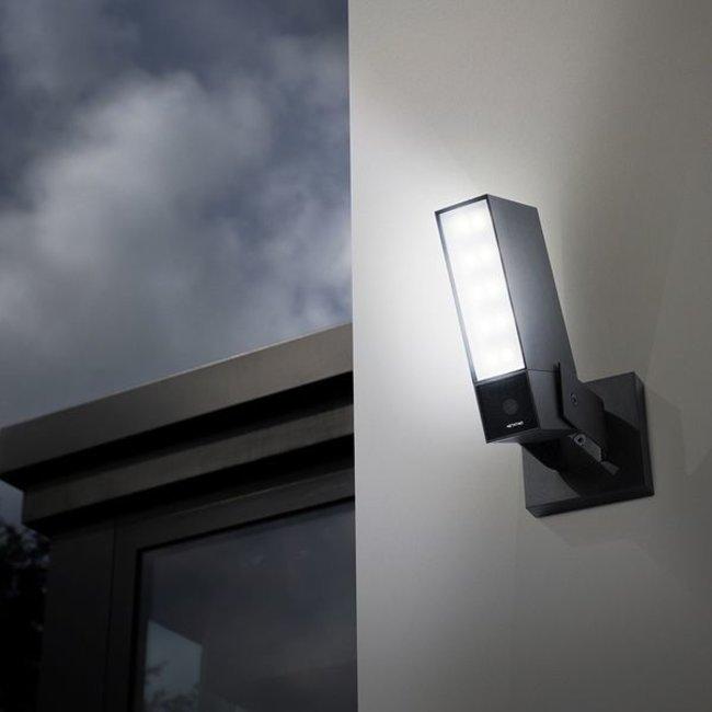 Netatmo Caméra extérieure intelligente Netatmo Presence NA-74-022 avec sirène