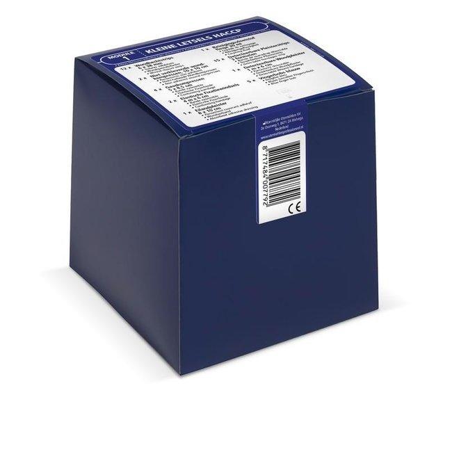 Utermohlen Trousse de secours entreprise A recharge module 1 petites blessures HACCP
