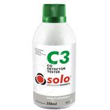 Test spray détecteur de CO Solo