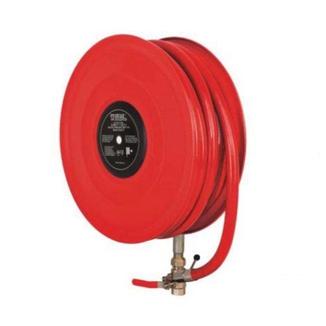 """Protectionincendieshop Lance d'incendie fixe avec tuyau d'incendie de 3/4"""""""