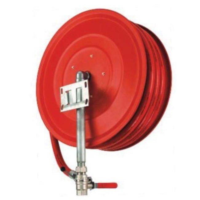 """Protectionincendieshop Lance d'incendie fixe avec tuyau d'incendie de 1"""""""