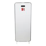 Cabinet d'extincteurs design Harmony blanc avec porte blanc mat
