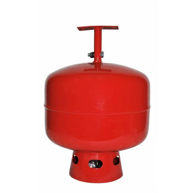 Mobiak Extincteur à poudre pendulaire automatique 12kg (ABC) - Sprinkler