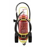 Extincteur sur roues de 25l à eau pulvérisée (mousse) (AB) pression permanente