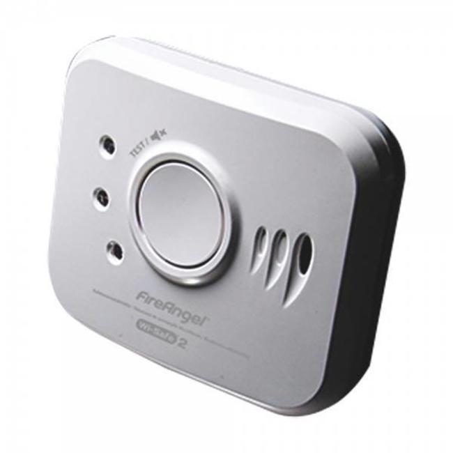 Fire Angel Détecteur de CO connectable sans fil Fire Angel NM-CO-10X Wi-Safe