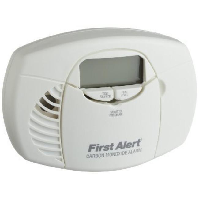 First Alert Détecteur de CO First Alert avec affichage numérique