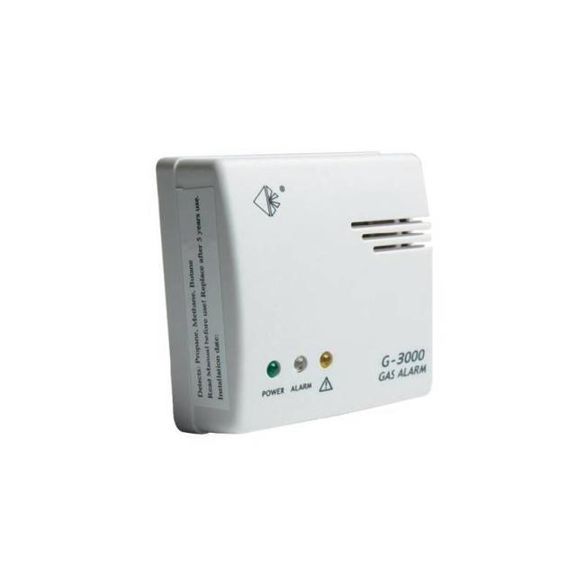 FITO Détecteur de gaz 230V / 12V FITO