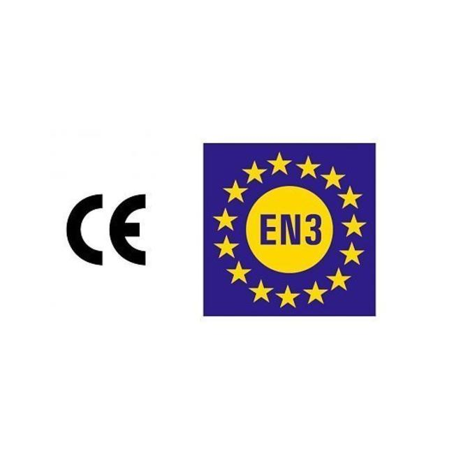 Protectionincendieshop Extincteur à eau pulvérisée (mousse) 6l ECO/BIO BENOR (AB) pression permanente
