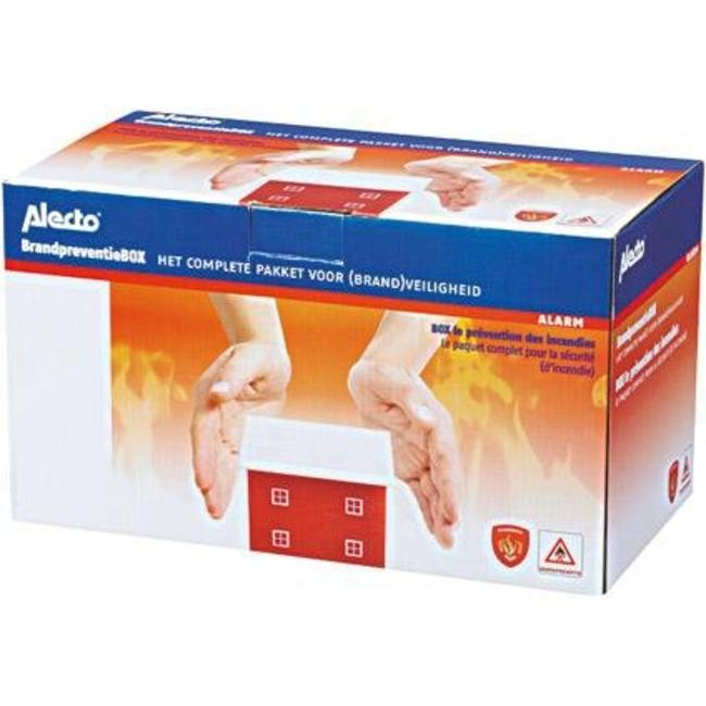 Alecto Box de prévention incendie Alecto