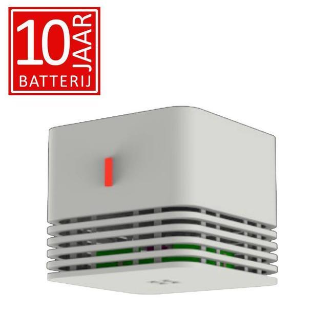 HAAY Détecteur de fumée mini HAAY ForLife pile lithium 10 ans