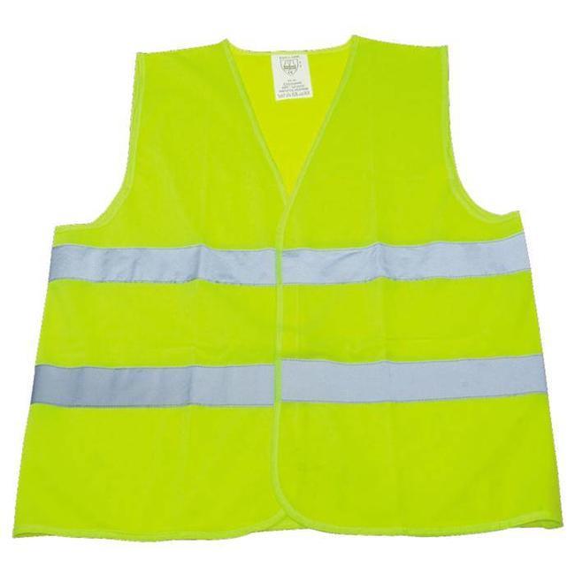 Protectionincendieshop Gilet fluorescent EN471 approuvé