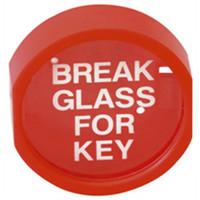 Mobiak Boîte à clés en plastique avec face fragile