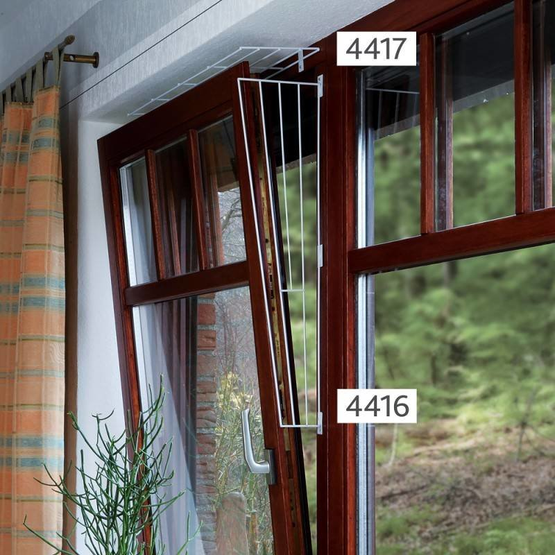 Trixie Protection grille for tilt windows (upper panel)