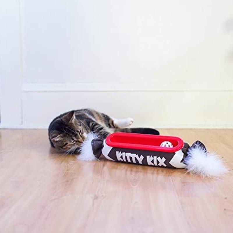 Kitty Roll Kicker Track