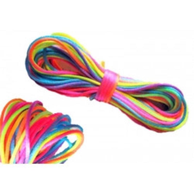 Purrs Rainbow playing cord