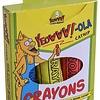 Yeowww! Crayons
