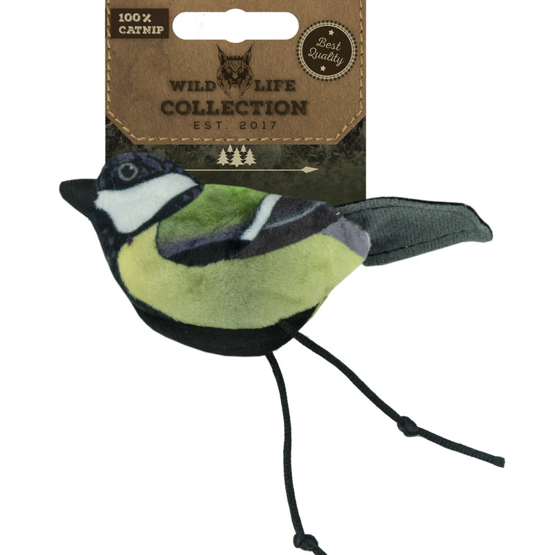 Wild Life Collection Wild Life Collection Great Tit (Koolmees)