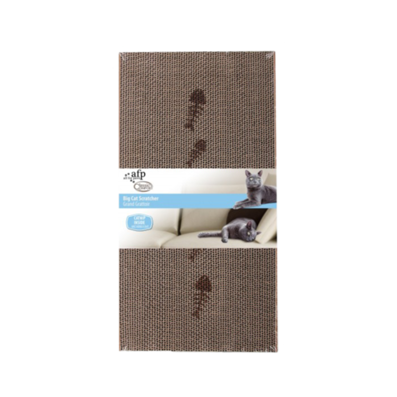 AFP Cardboard Scratcher