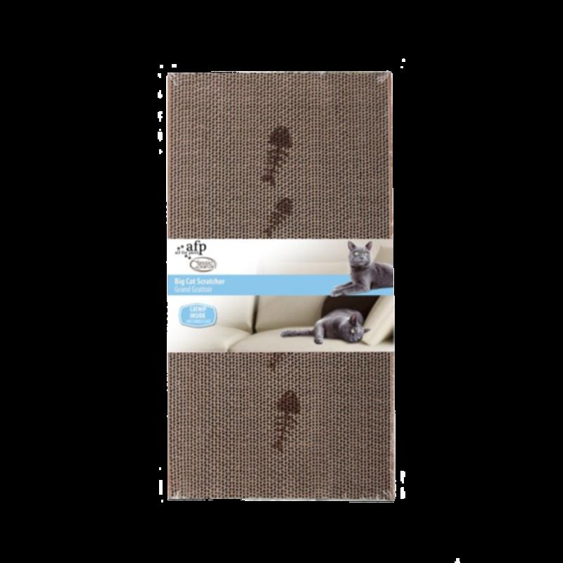 AFP kartonnen krabplank