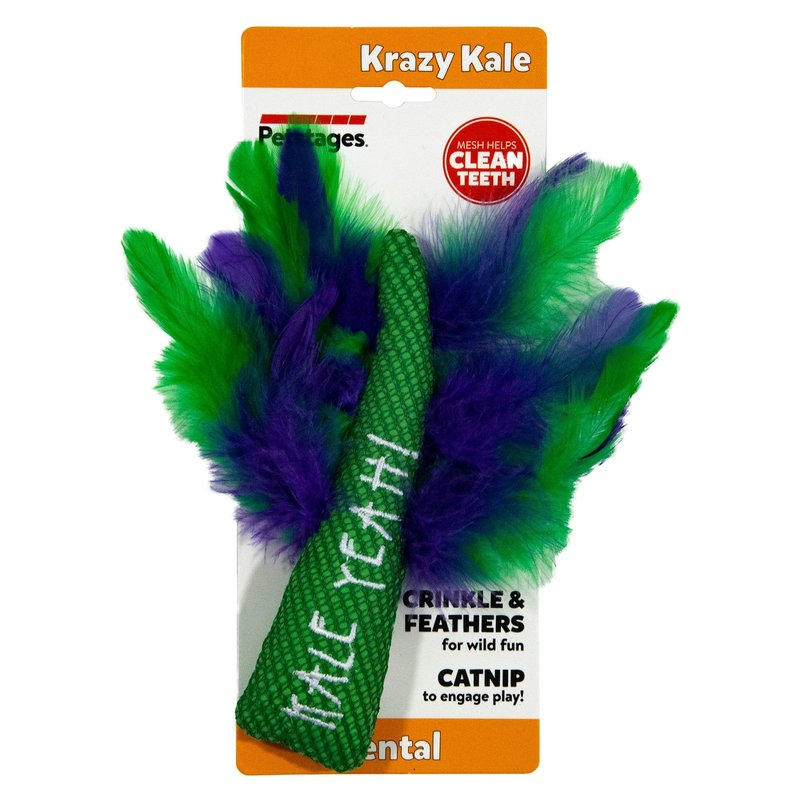 Petstages Krazy Kale