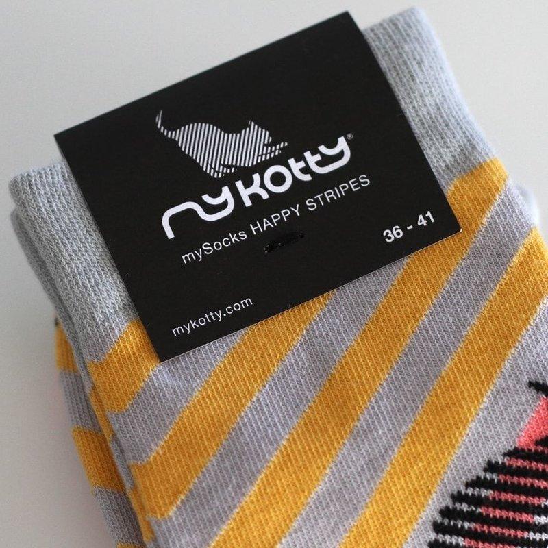 MyKotty Katten sokken