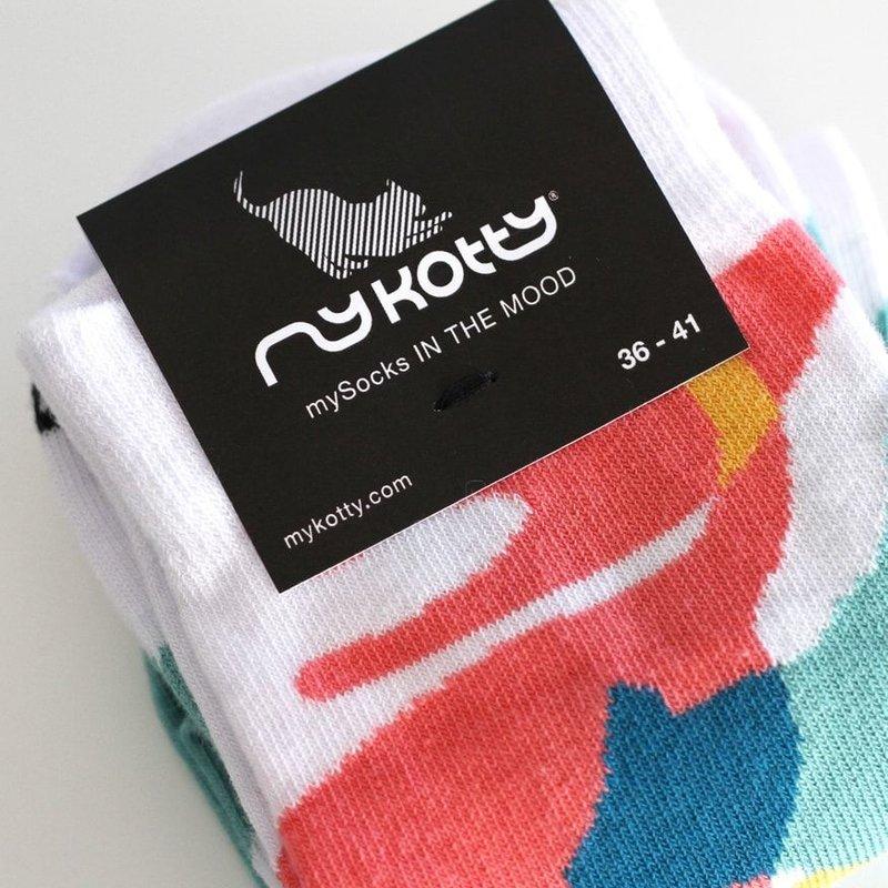 MyKotty Cat socks