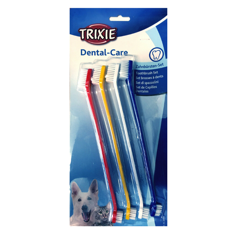 Trixie Tooth brush for cats and dogs