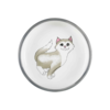 Trixie Platte voer/waterbak